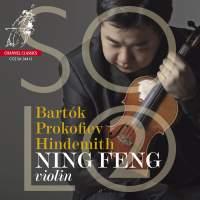 Bartok, Prokofiev & Hindemith: Solo 2