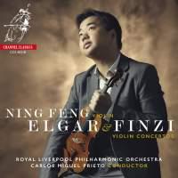 Elgar & Finzi: Violin Concertos