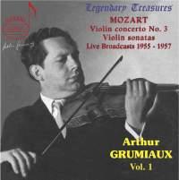 Arthur Grumiaux Vol. 1