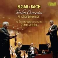 Elgar & JS Bach: Violin Concertos