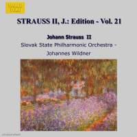 Johann Strauss II Edition, Volume 21