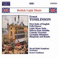British Light Music - Ernest Tomlinson