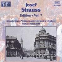 Josef Strauss Edition, Volume 7