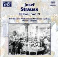 Josef Strauss Edition, Volume 21
