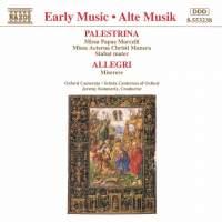 Palestrina: Missa Papae Marcelli, Missa Aeterna Christi Munera & Stabat mater