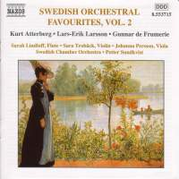 Swedish Orchestral Favourites Vol. 2