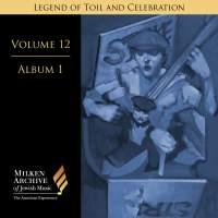 Volume 12, Album 1 - Traditional Songs etc.