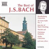 The Best of J S Bach
