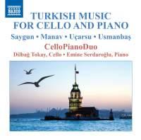 Turkish Music for Cello & Piano