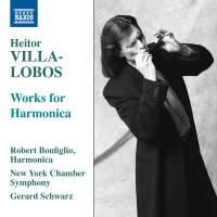 Villa-Lobos: Works for Harmonica