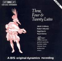 Three, Four & Twenty Lutes