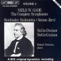 Niels W. Gade - Complete Symphonies, Volume 4