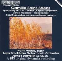 Saint-Saëns: Symphony No. 3 & Danse macabre