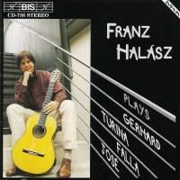 Franz Halász plays Spanish Guitar Music