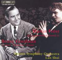 Clarinet Concertos dedicated to Benny Goodman