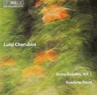 Cherubini - String Quartets Volume 1