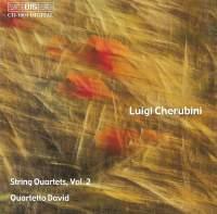 Cherubini - String Quartets Volume 2