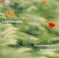 Cherubini - String Quartets Volume 3
