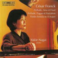 César Franck - Piano Works