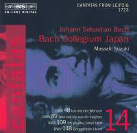 Bach - Cantatas Volume 14