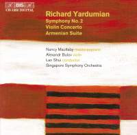 Richard Yardumian: Instrumental Music