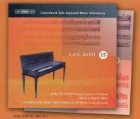 C P E Bach - Solo and Concerto Keyboard Music Volume 15