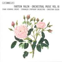 Fartein Valen - Orchestral Music Volume 3
