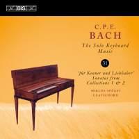C P E Bach - Solo Keyboard Music Volume 31