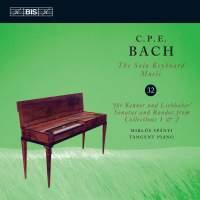 C P E Bach - Solo Keyboard Music Volume 32