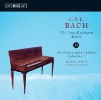 C P E Bach - Solo Keyboard Music Volume 33