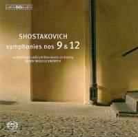 Shostakovich - Symphonies Nos. 9 & 12