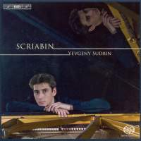 Yevgeny Sudbin plays Scriabin