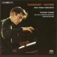 Tchaikovsky & Medtner - First Piano Concertos