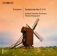 Schubert: Symphonies Nos. 3, 4 & 5