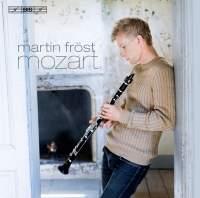 Martin Fröst: Mozart