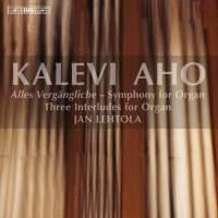 Kalevi Aho: Organ Music