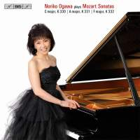 Noriko Ogawa plays Mozart Piano Sonatas Nos. 10-12