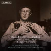 Maxim Rysanov plays Martinu