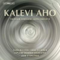 Kalevi Aho: Horn Concerto & Theremin Concerto