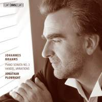 Brahms: Works for Solo Piano Volume 1