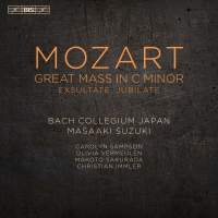 Mozart: 'Great' Mass in C minor and Exsultate, jubilate