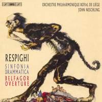 Respighi: Sinfonia drammatica