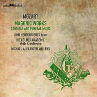 Mozart: Masonic Works