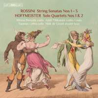 Rossini & Hoffmeister – Sonatas, Vol. 1