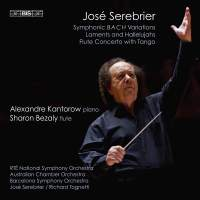 Serebrier: Symphonic BACH Variations and other works