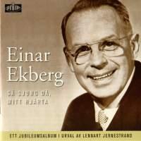Ekberg, Einar - Så sjung då, mitt hjärta