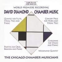 David Diamond Chamber Music