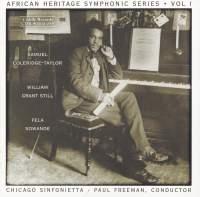African Heritage Symphonic Series Volume 1