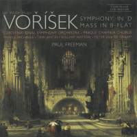 Vorisek: Symphony in D major, Op. 24