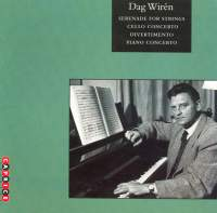 Dag Wirén: Serenade for Strings